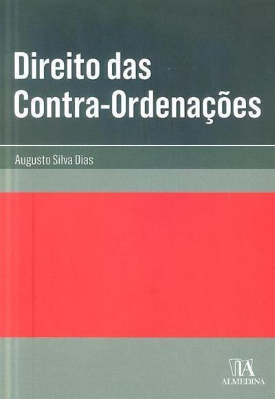 Direito das contra-ordenações (Augusto Silva Dias)