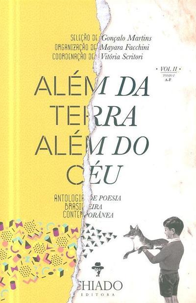 Antologia de poesia brasileira contemporânea (sel. Gonçalo Martins)