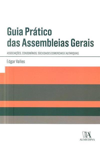 Guia prático das assembleias gerais (Edgar Valles)