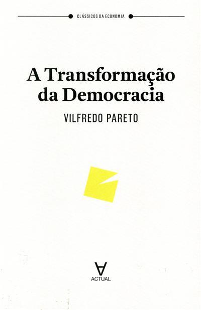 A transformação da democracia (Vilfredo Pareto)