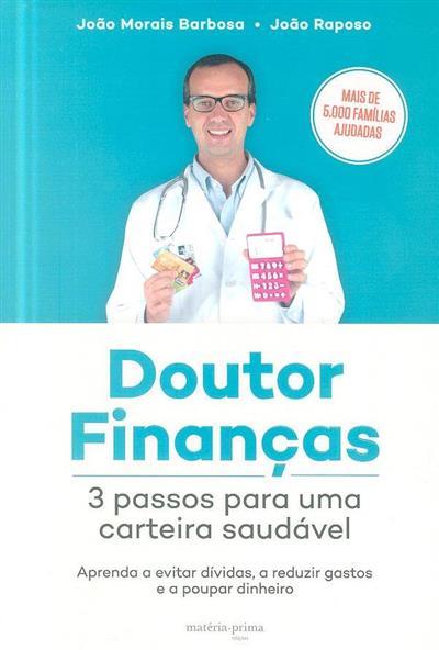 Doutor finanças (João Morais Barbosa, João Raposo)