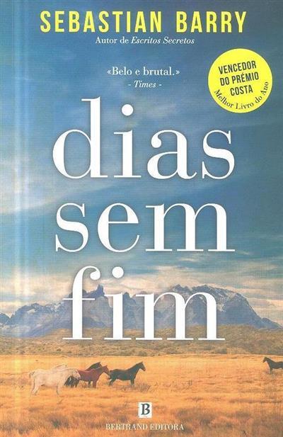 Dias sem fim (Sebastian Barry)