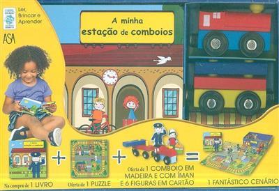 A minha estação de comboios (trad. e adapt. Paula Neves)