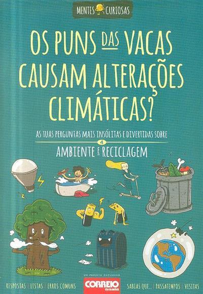 Os puns das vacas causam alterações climáticas? (Cristina Gouveia, Sofia Guedes Vaz)