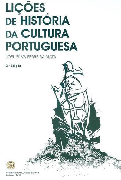 Lições de história da cultura portuguesa (Joel Silva Ferreira Mata)