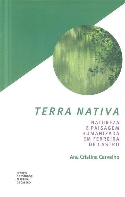 Terra nativa (Ana Cristina Carvalho)