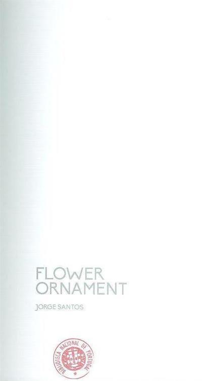 Flower ornament (Jorge Santos)