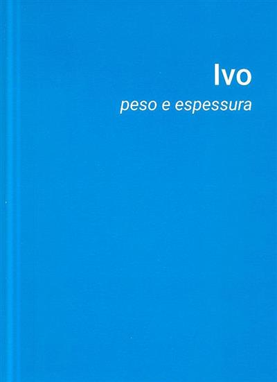 Peso e espessura (Ivo)