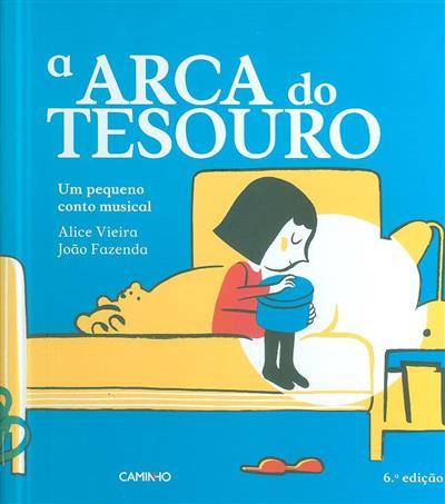 A arca do tesouro (Alice Vieira, Eurico Carrapatoso)