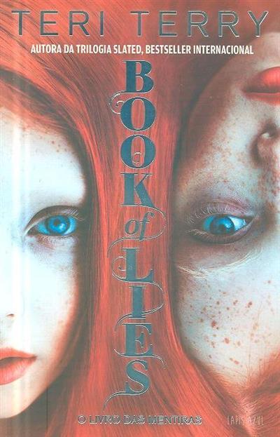 O livro das mentiras (Teri Terry)