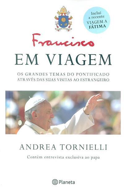 Em viagem (Andrea Tornielli)