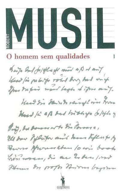 O homem sem qualidades (Robert Musil)