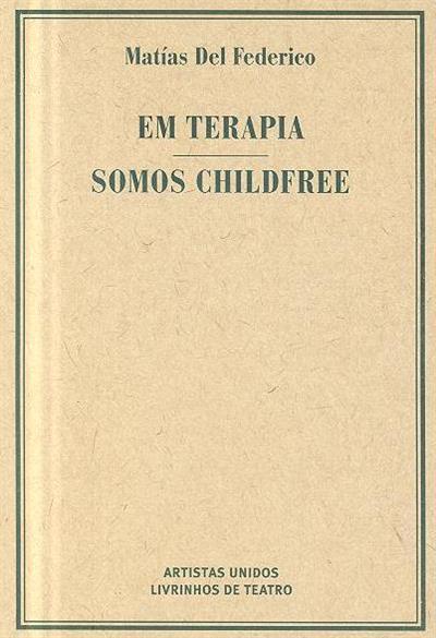 Em terapia ; (Matías Del Federico)
