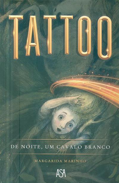 Tattoo, de noite, um cavalo branco (Margarida Marinho)
