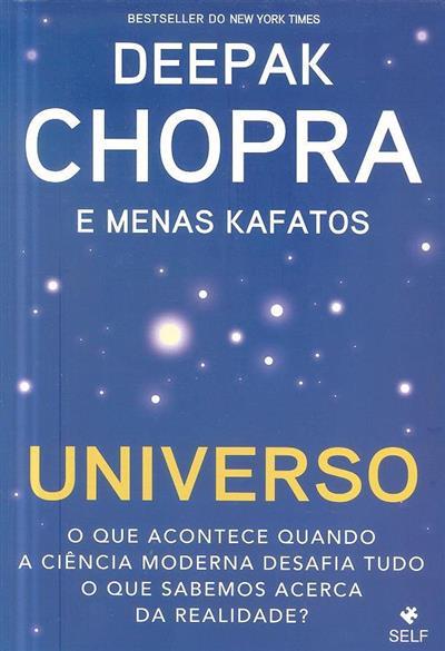 Universo (Deepak Chopra, Menas Kafatos)