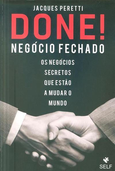 Done! negócio fechado (Jacques Peretti)