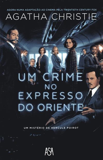 Um crime no Expresso do Oriente (Agatha Christie)