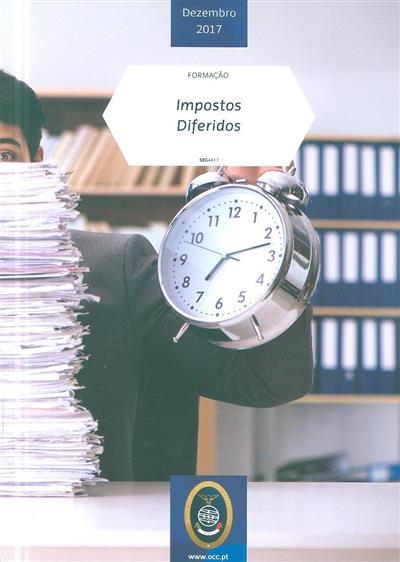 Impostos diferidos (Cristina Gonçalves)