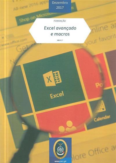 Excel avançado e macros (Raul M. S. Laureano)