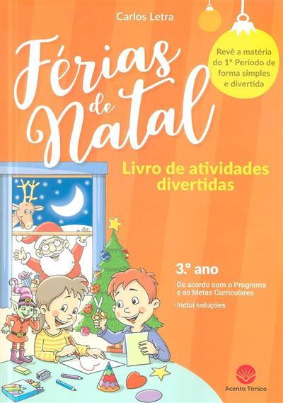 Férias de Natal (Carlos Letra)