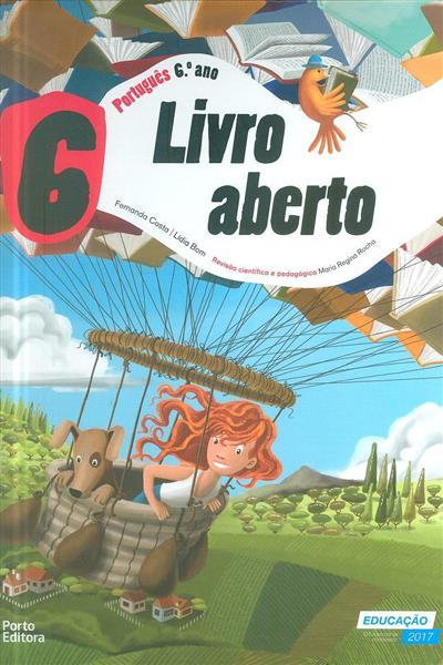 Livro aberto 6 (Fernanda Costa, Lídia Bom)