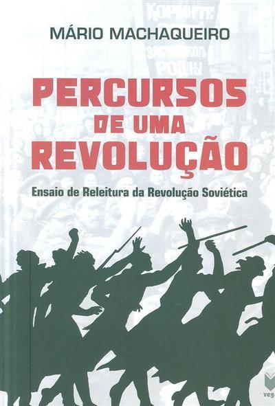 Percursos de uma revolução (Mário Machaqueiro)