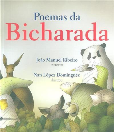 Poemas da bicharada (João Manuel Ribeiro)