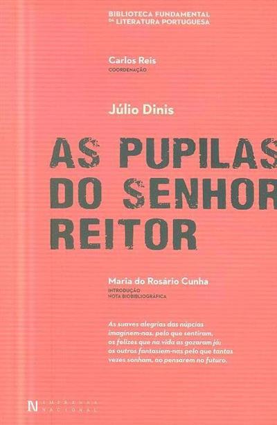 As pupilas do Senhor Reitor (Júlio Dinis)