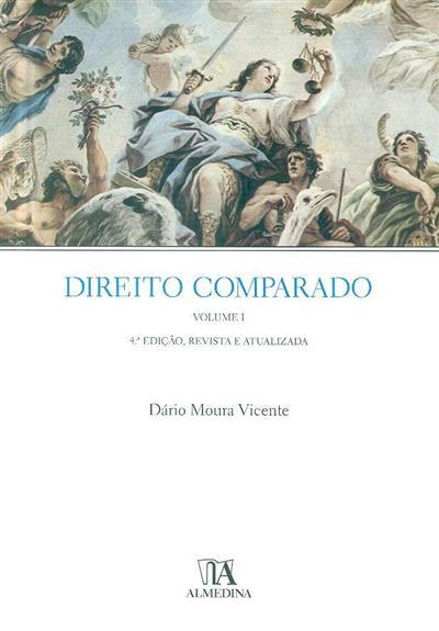 Direito comparado (Dário Moura Vicente)