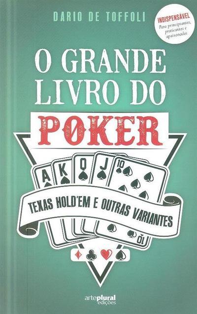 O grande livro do poker (Dario de Toffoli)
