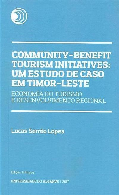 Community-Benefit tourism initiatives