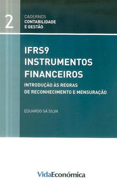 IFRS9 instrumentos financeiros (Eduardo Sá Silva)