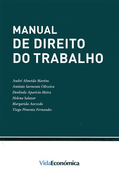 Manual de direito do trabalho (André Almeida Martins... [et al.])