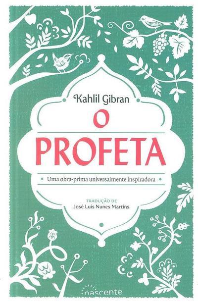 O profeta (Kahlil Gibran)