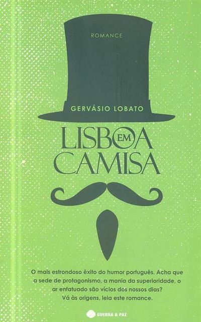Lisboa em camisa (Gervásio Lobato)