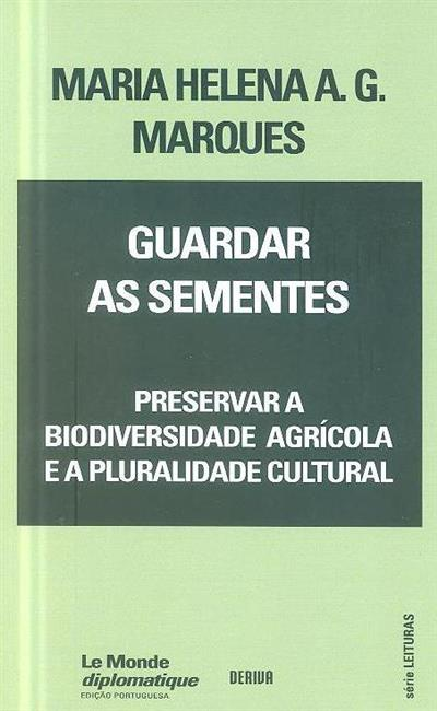 Guardar as sementes