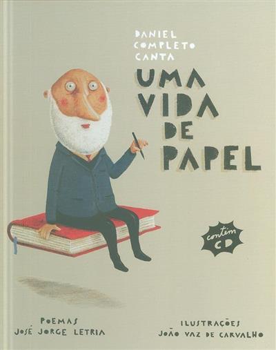Uma vida de papel (José Jorge Letria)