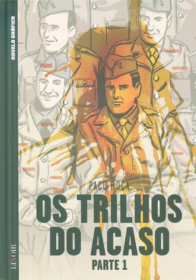Os trilhos do acaso (Paco Roca)