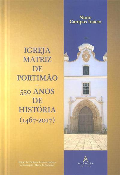 Igreja matriz de Portimão (Nuno Campos Inácio)