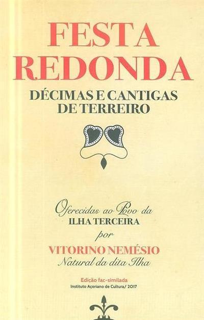 Festa redonda (Vitorino Nemésio)