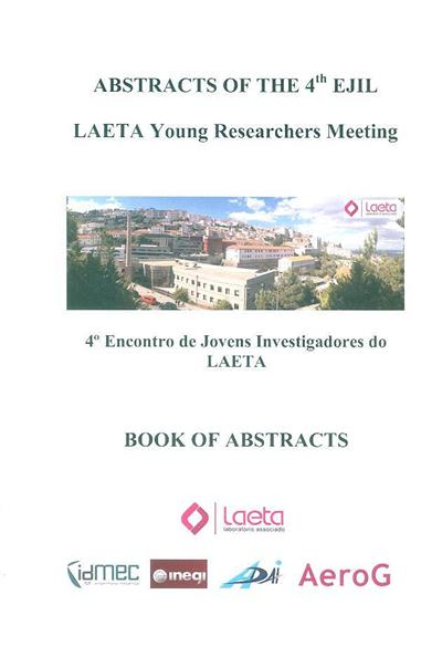 Book of abstracts (4th EJIL LAETA Young Researchers Meeting)