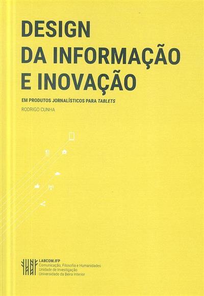 Design da informação e inovação (Rodrigo Cunha)