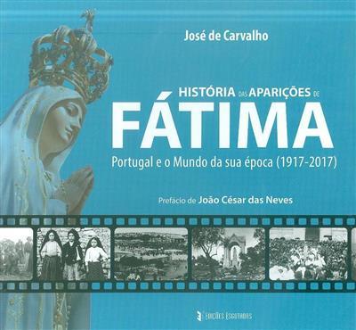 História das aparições de Fátima (José Carvalho)