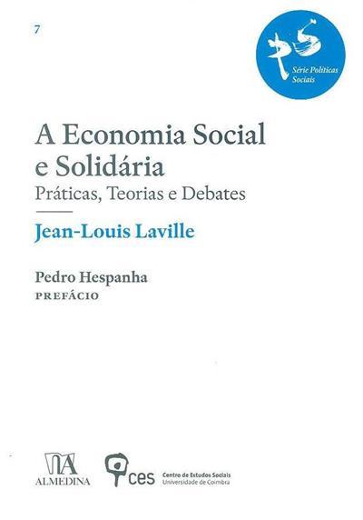 A economia social e solidária (Jean-Louis Laville)