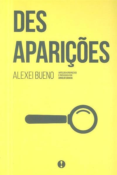 Desaparições (Alexei Bueno)