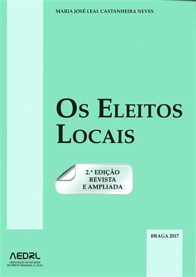 Os eleitos locais (Maria José Leal Castanheira Neves)
