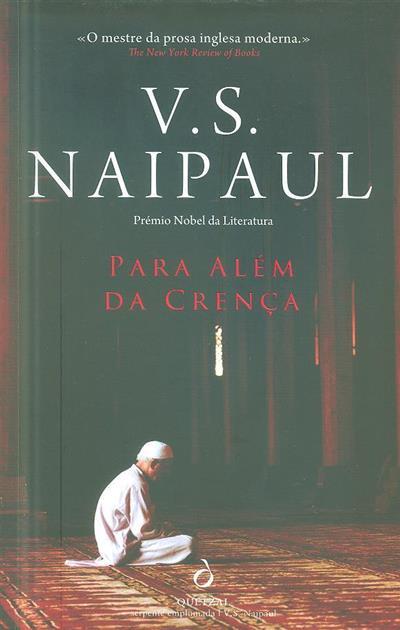 Para além da crença (V. S. Naipaul)
