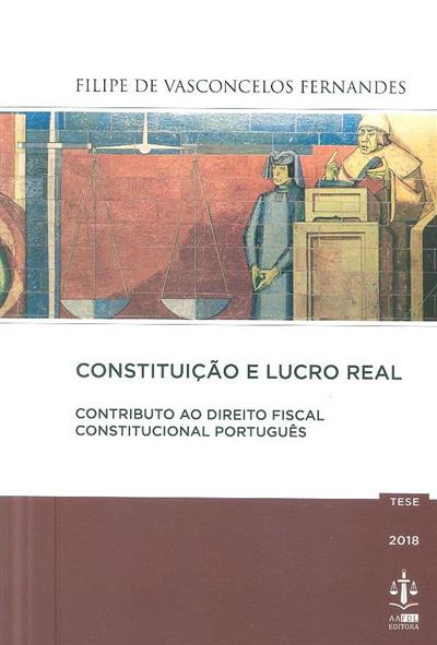 Constituição e lucro real (Filipe de Vasconcelos Fernandes)