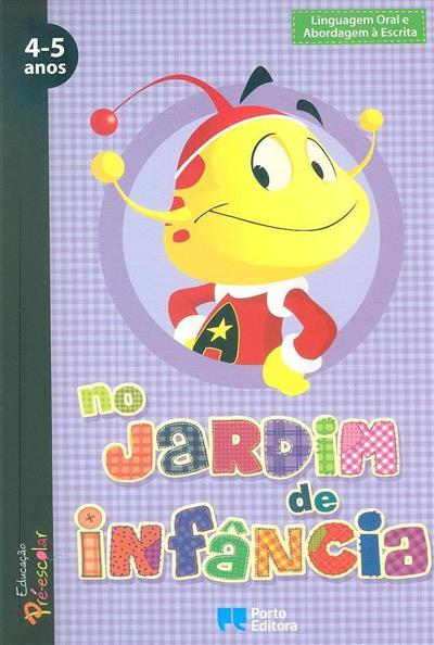 No jardim de infância (Maria João Lima, Olinda Moreira Vieira)