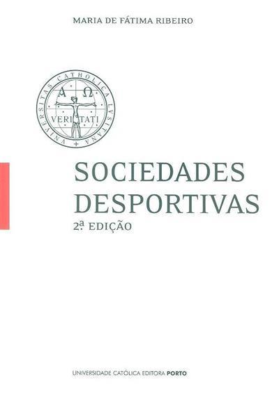 Sociedades desportivas (Maria de Fátima Ribeiro)